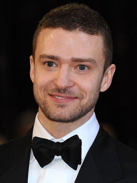 Justin Timberlake age 32
