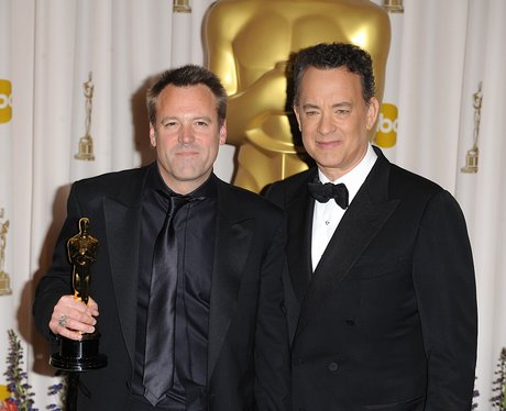Tom Hanks and Wally Pfister - Oscars ceremony: 2011 - Heart