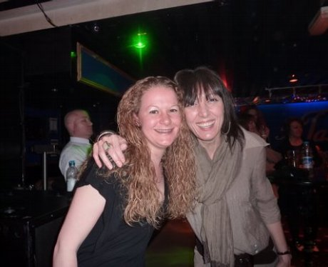 Rob & Chrissie's 80's Night Feb 2011