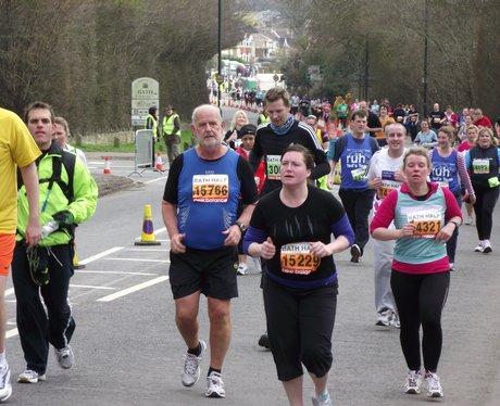 Bath Half Marathon 2011
