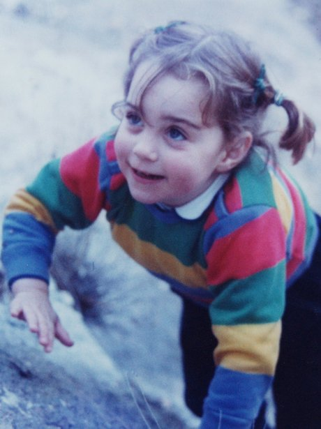 Guess The Celebrity Childhood Photo