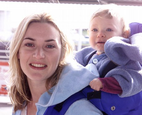 kate winslet with daughter mia