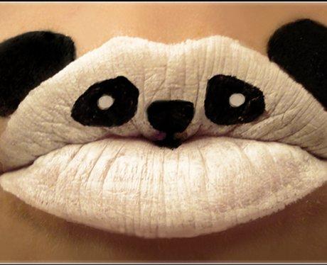Animal lipstick