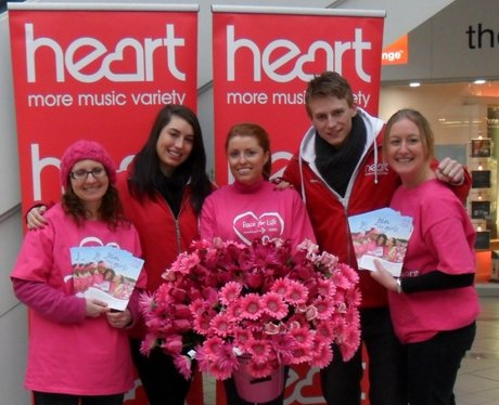 Race for Life Launches