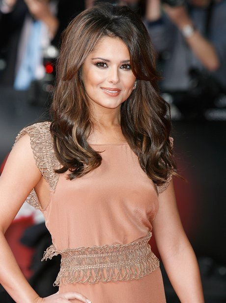 Cheryl Cole attends  Britain Prince's Trust Celebr