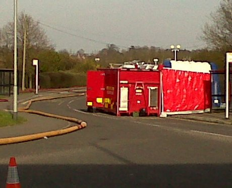 Corby Fire