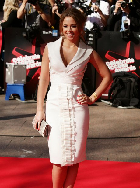 kimberley walsh attends Celebrate Success awards