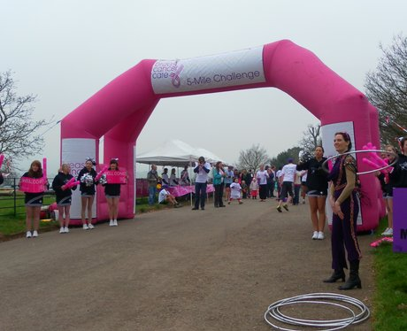 Breast Cancer Care 5 Mile Challenge