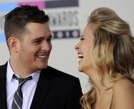 Michael Buble''s wedding