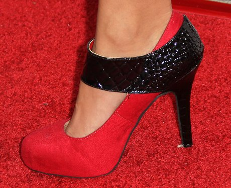Celebrity shoes