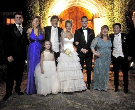 Michael And Luisanas Second Wedding