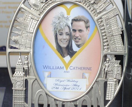 will and kate memorabilia