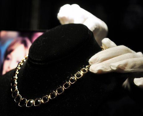 Angelina Jolie jewellery collection