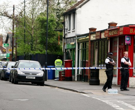 shooting in maidenhead