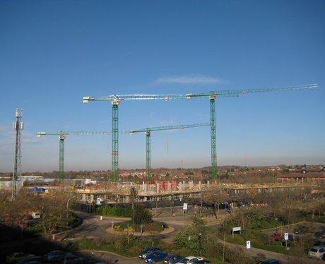 Network Rail's new HQ in Milton Keynes