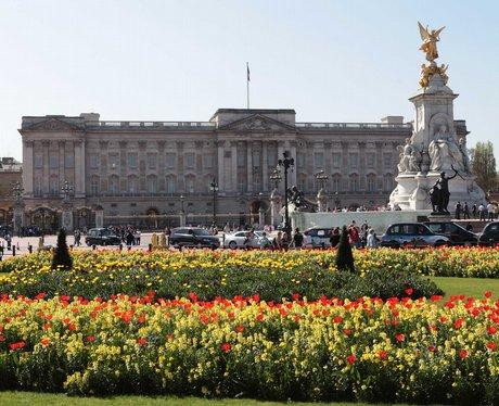 Royal Wedding Route