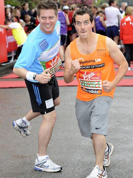 marathon fundraisers