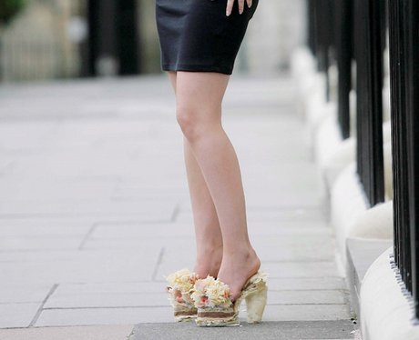 Zoe Boulton 'Cheese Shoes'