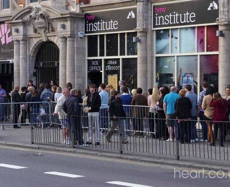 Adele Fan at HMV institute