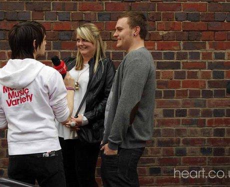 Adele Fan at HMV institute