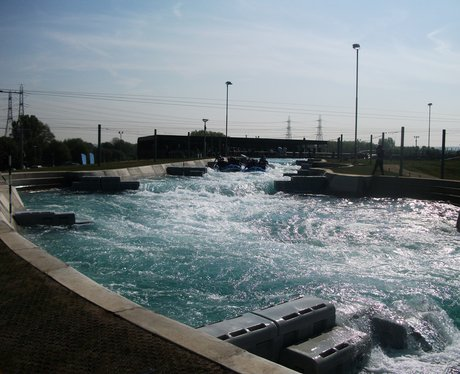 Lee Valley White Water Centre