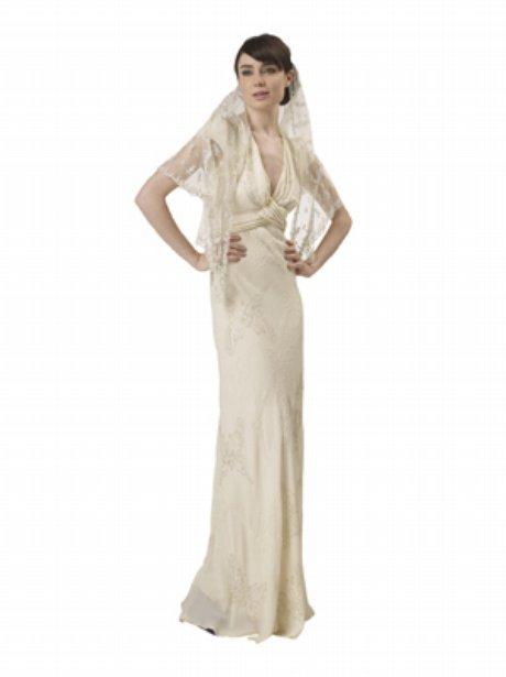 Libelula wedding dress