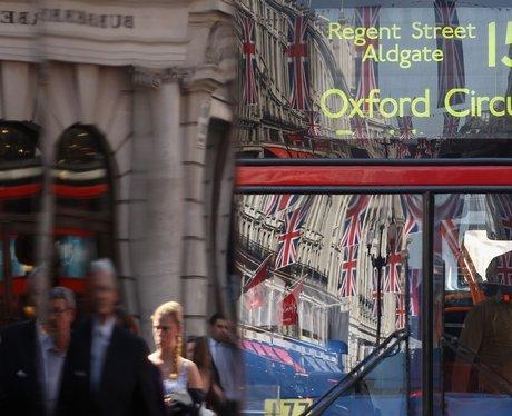 Londons Regent Street
