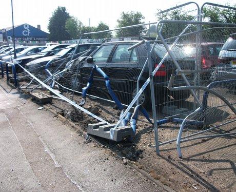 Luton Bus Crash