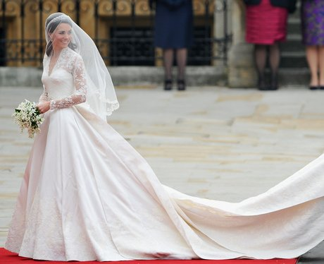 kate middleton at the royal wedding