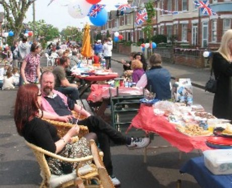 hilip Road Street Party