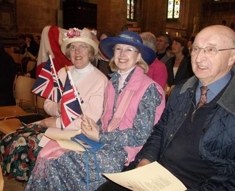 Gloucester Cathedral Celebrations