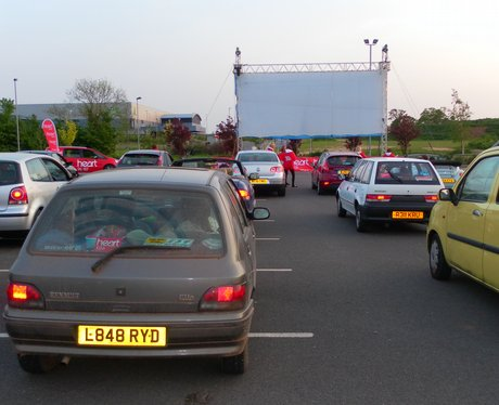 Heart's Drive In Movies
