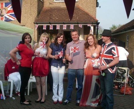 Hertfordshire Street Parties