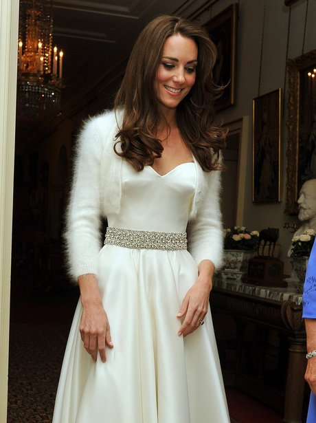 Kate's Evening Dress