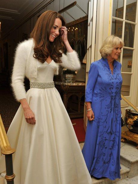 Kate's Evening Dress