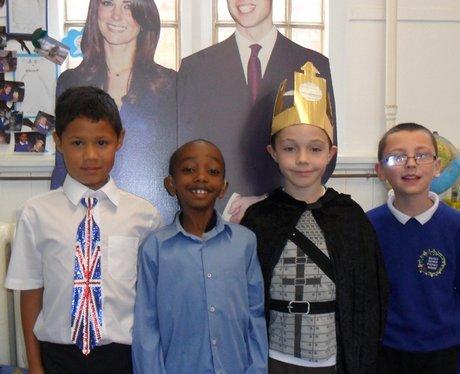 Royal Wedding School Parties