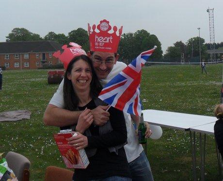 Royal Wedding Street Parties Across Bedford