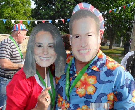 Royal Wedding Street Parties Across Bedford