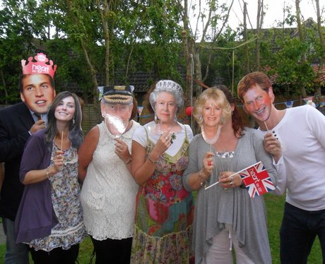Royal Wedding Street Parties Across Milton Keynes