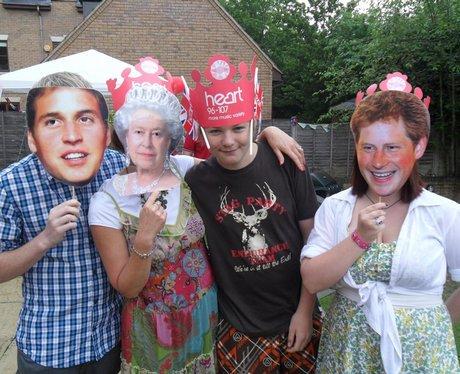 Royal Wedding Street Parties Across Milton Keynes