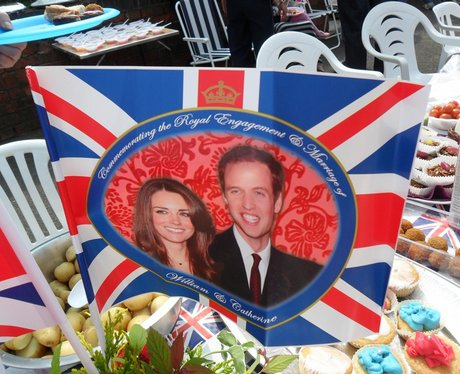 Royal Wedding Street Parties Across Northants