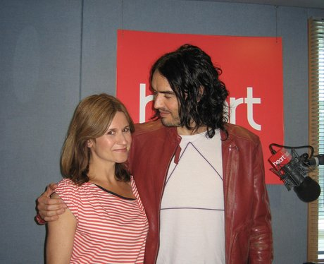 Russell Brand & Harriet Scott