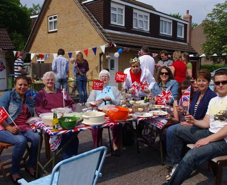 Street Party and Titchfield Common