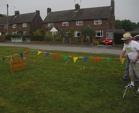 Street Party at Willis Way, Winchester