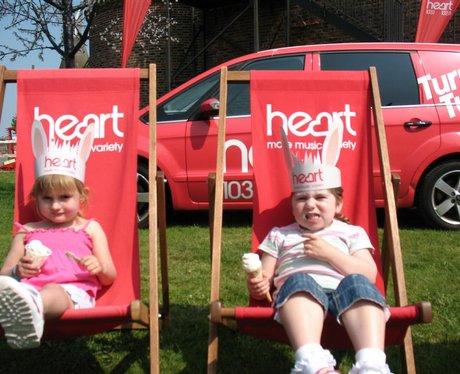 Heart Angels at the Hop Farm