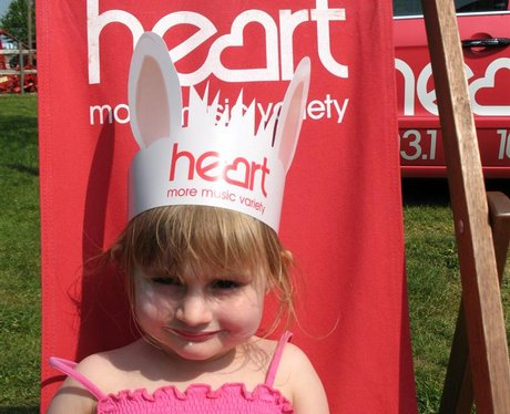 Heart Angels at the Hop Farm