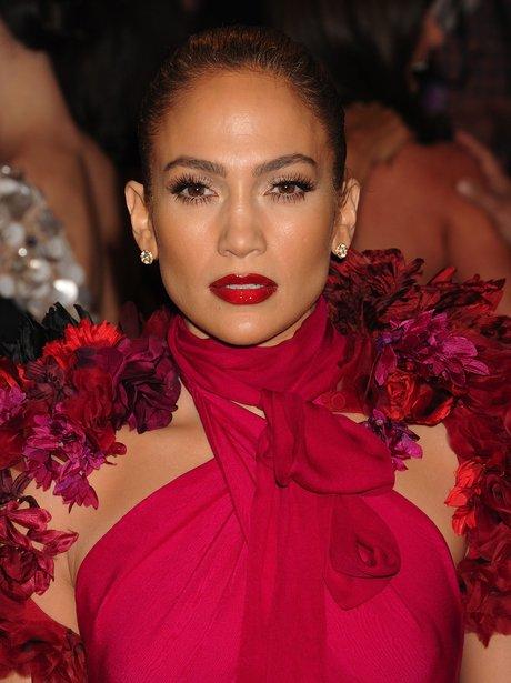 Jennifer Lopez Metropolitan Museum Costume Institute
