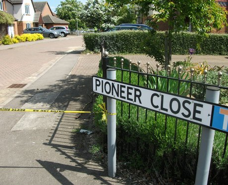 Pioneer Close, Northampton