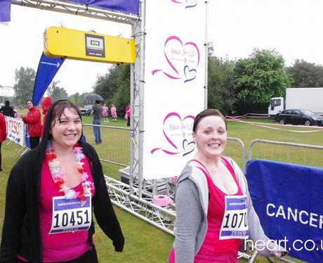 Race for Life - Sutton Park 7/5/11