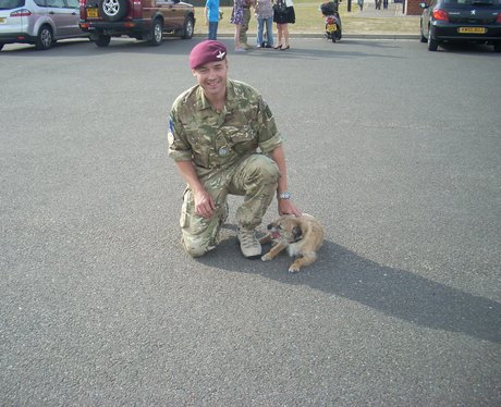 2 Para Return To Colchester